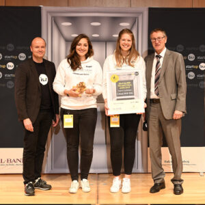 Start-up BW Elevator Pitch Regional Cup Böblingen 2019