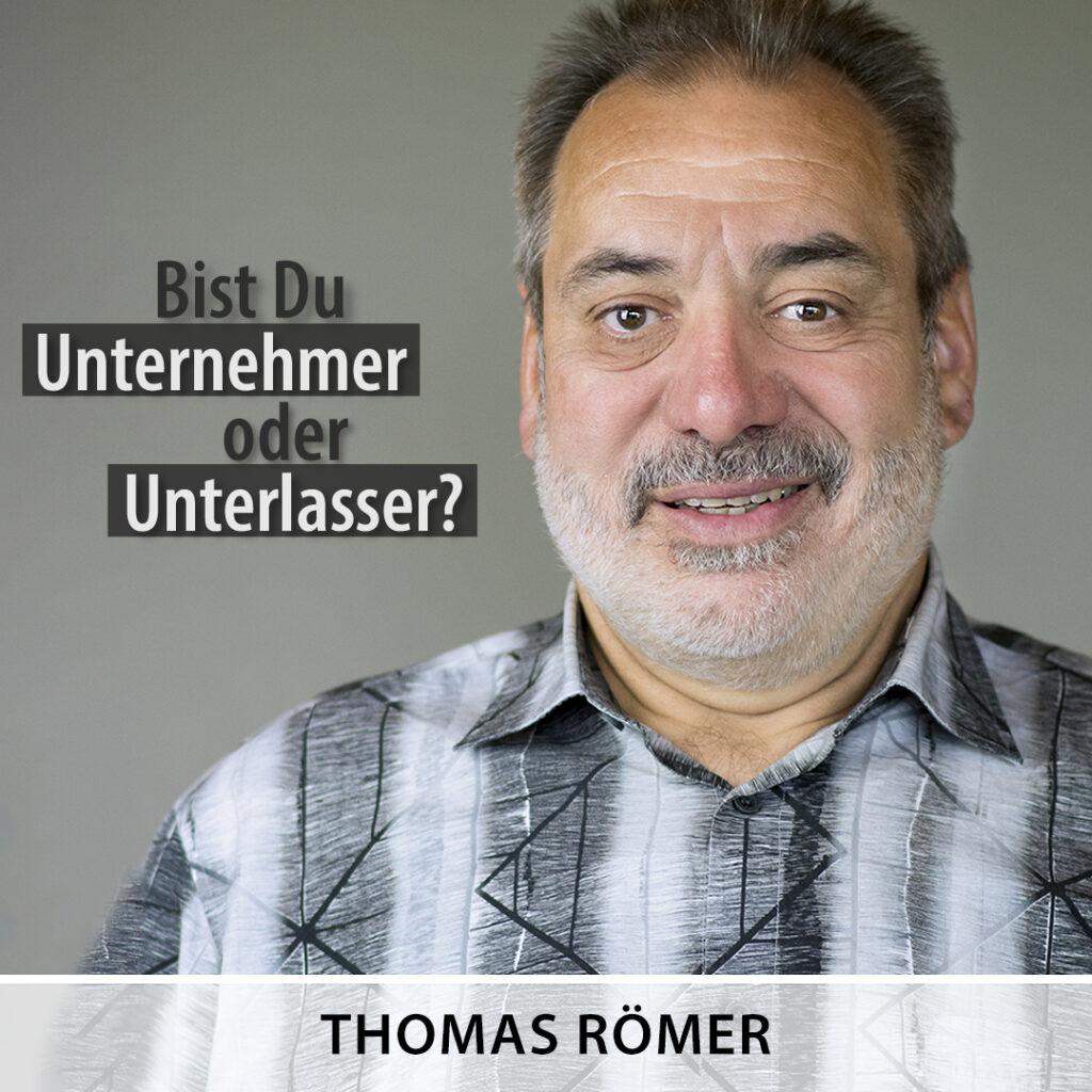 Gründerlotse Renningen Thomas Römer