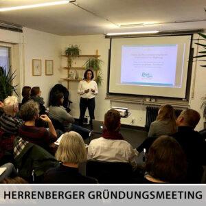 Herrenberger Gründungsmeeting im coworkingspace