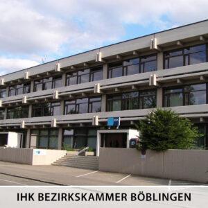 IHK Bezirkskammer Böblingen