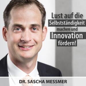 Dr. Sascha Messmer, Wirtschaftsförderung Böblingen