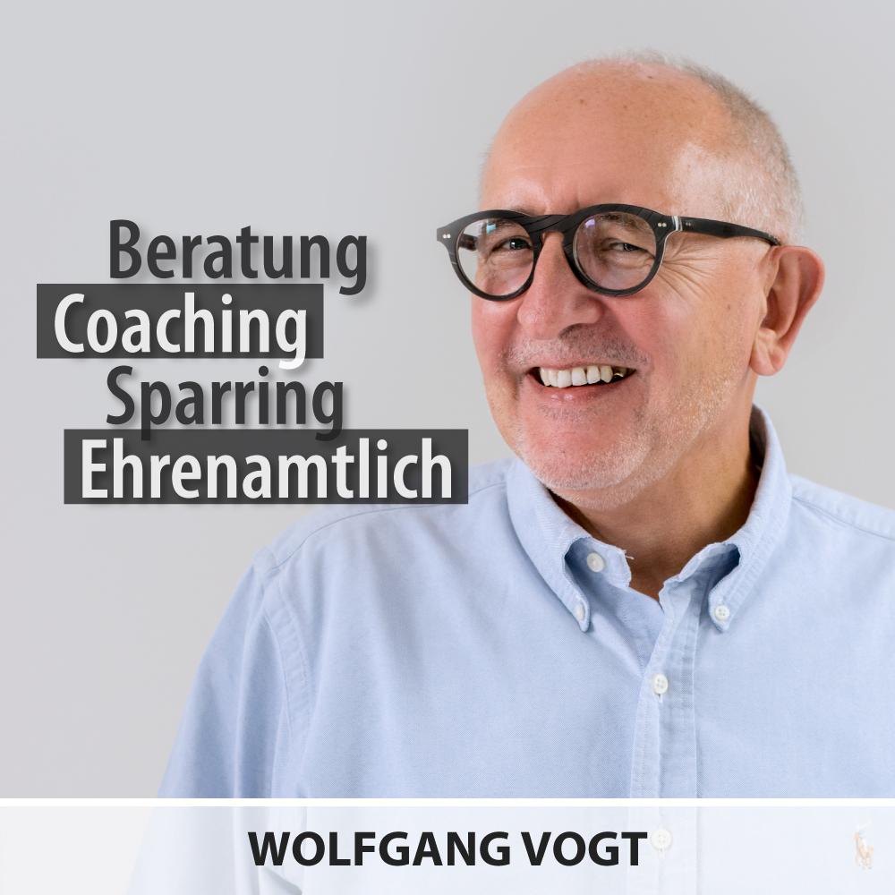 WolfgangVogt, Beratung, Coaching, Sparring, Ehrenamtlich bei den Senioren der Wirtschaft e.V.