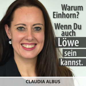 Claudia Albus, Projektleitung Start-up BW Elevator Pitch
