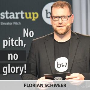 Florian Schweer, start-up BW, FSBV GmbH