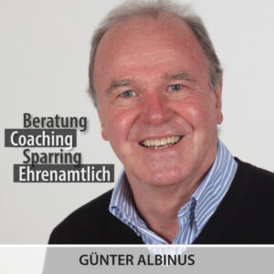 Gründerlotse Günter Albinus, Senioren der Wirtschaft