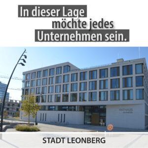 Stadt Leonberg, Gründungsfreundliche Komune