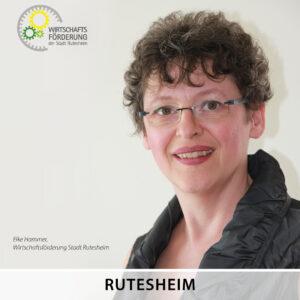 Elke Hammer, Rutesheim Wirtschaftsförderung