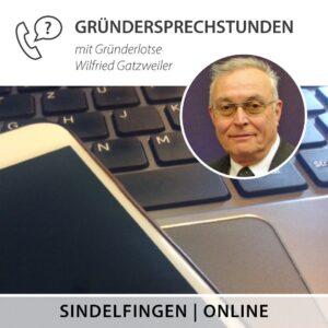 Gründersprechstunde Sindelfingen